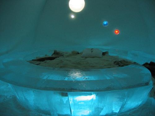 Ice Hotel- Sweden