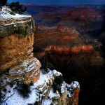 Sunrise and sunset photos of the Grand Canyon