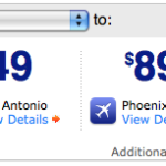 Summer sale starts at Southwest Airlines