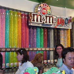 Visit M&M's World