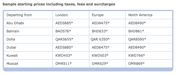 british-airways-business-class-sale
