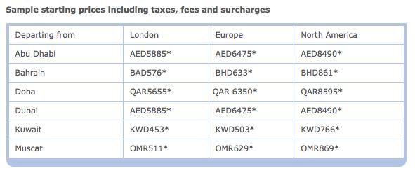 british-airways-business-class-sale
