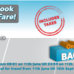 Jazeera Airways One Day Sale from 11 KD