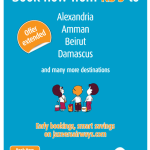 Jazeera Airways 5 KD Offer