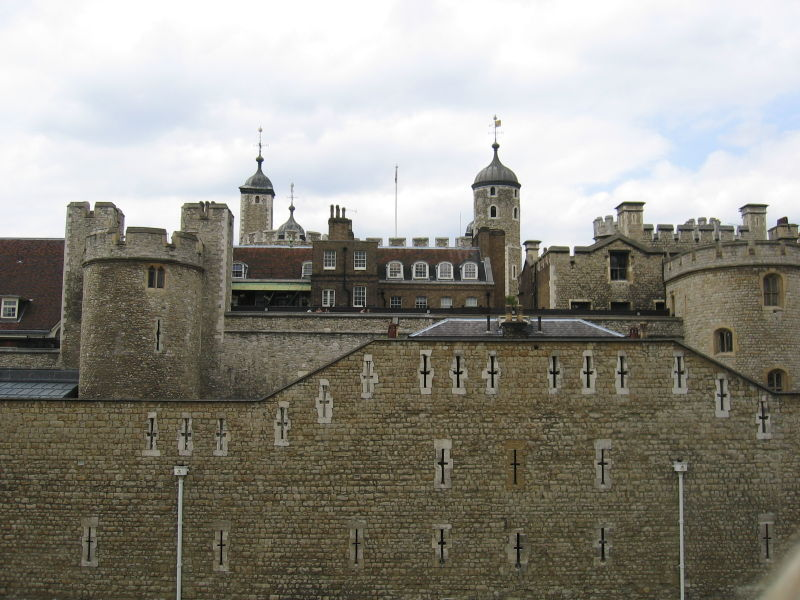 Tower of London (Courtesy of Thomas81