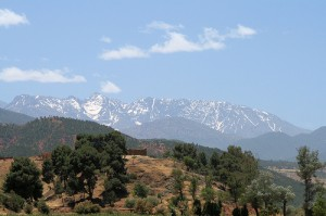 Atlas Mountains, Morocco (via ruthhallam)