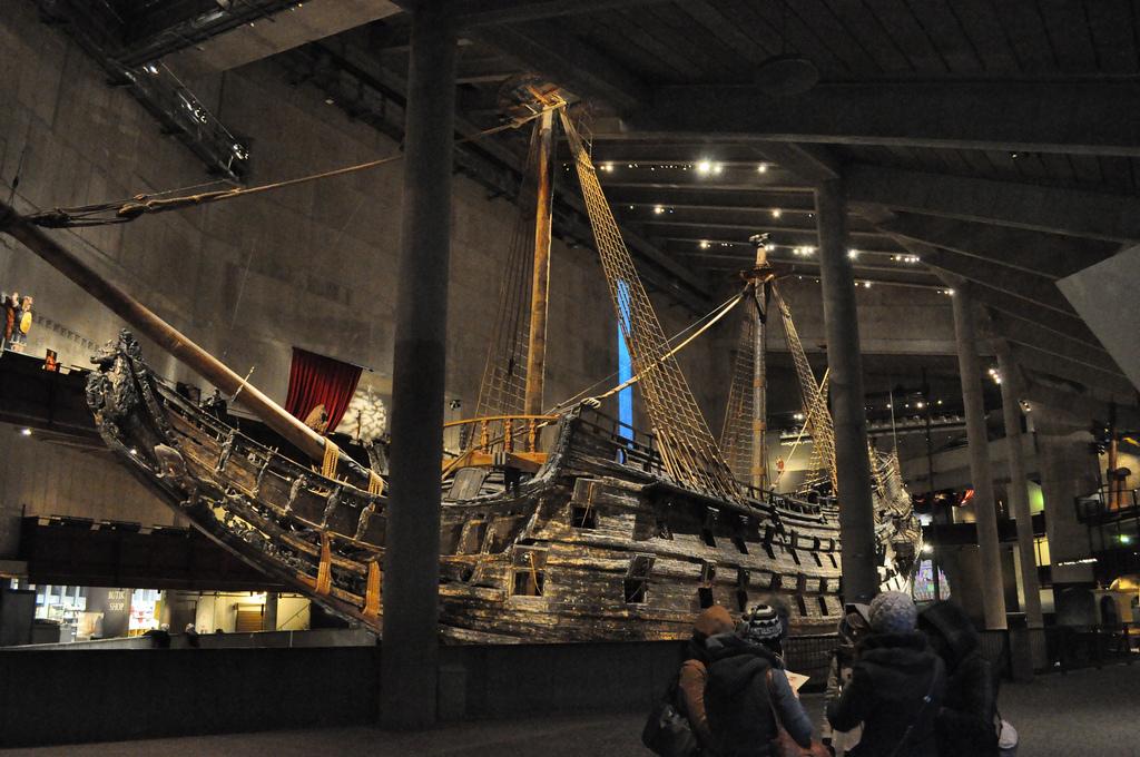 Vasa Museum Sweden