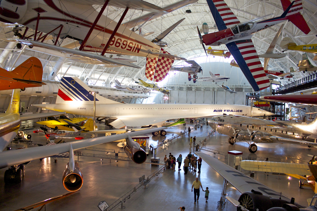 Smithsonian Air and Space Museum Washington DC, USA