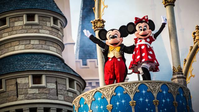 magic kingdom Disney land