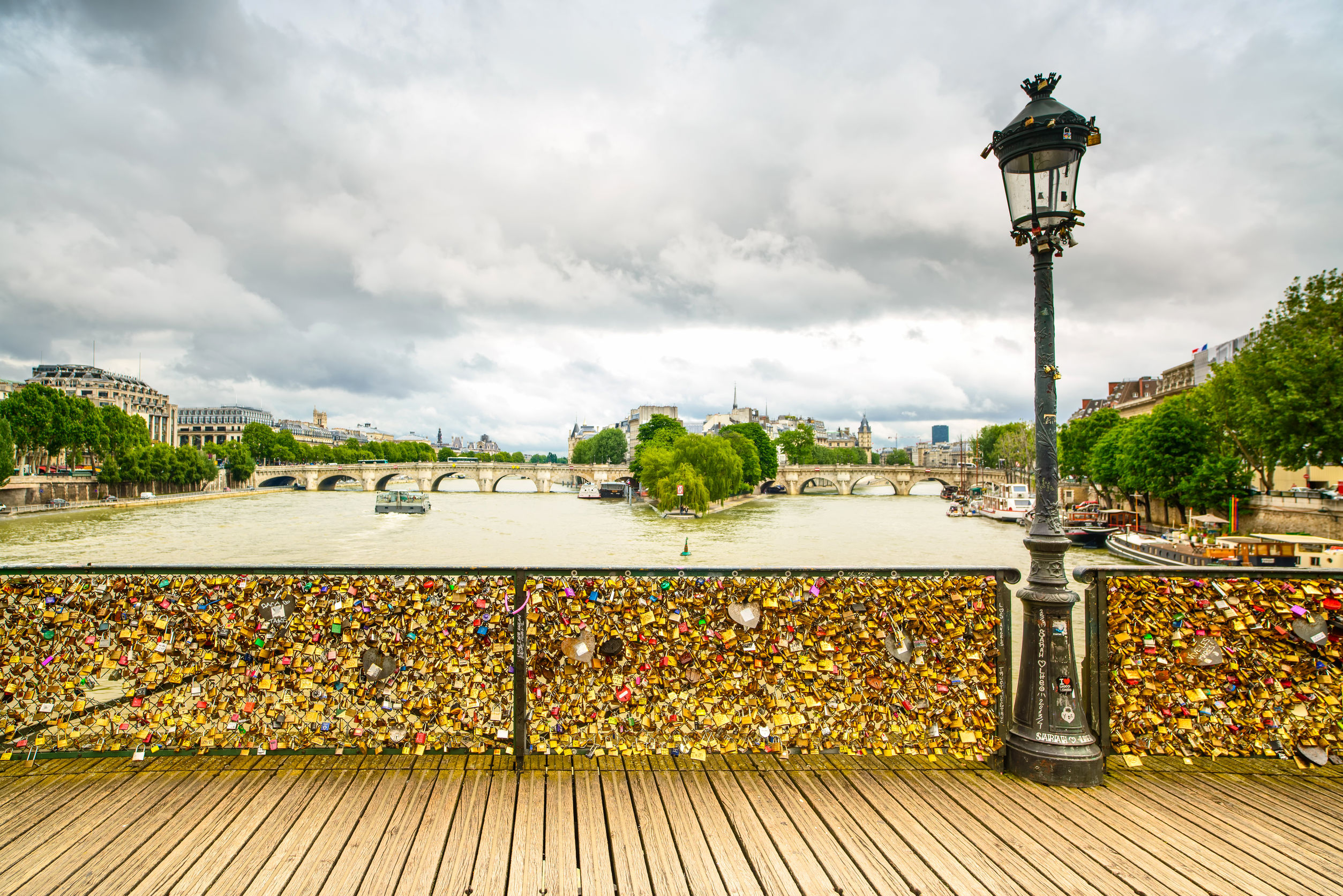 Pont des art paris