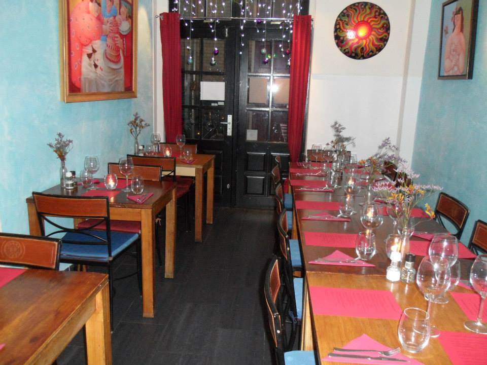 Eatmosfera Ristorante Amsterdam