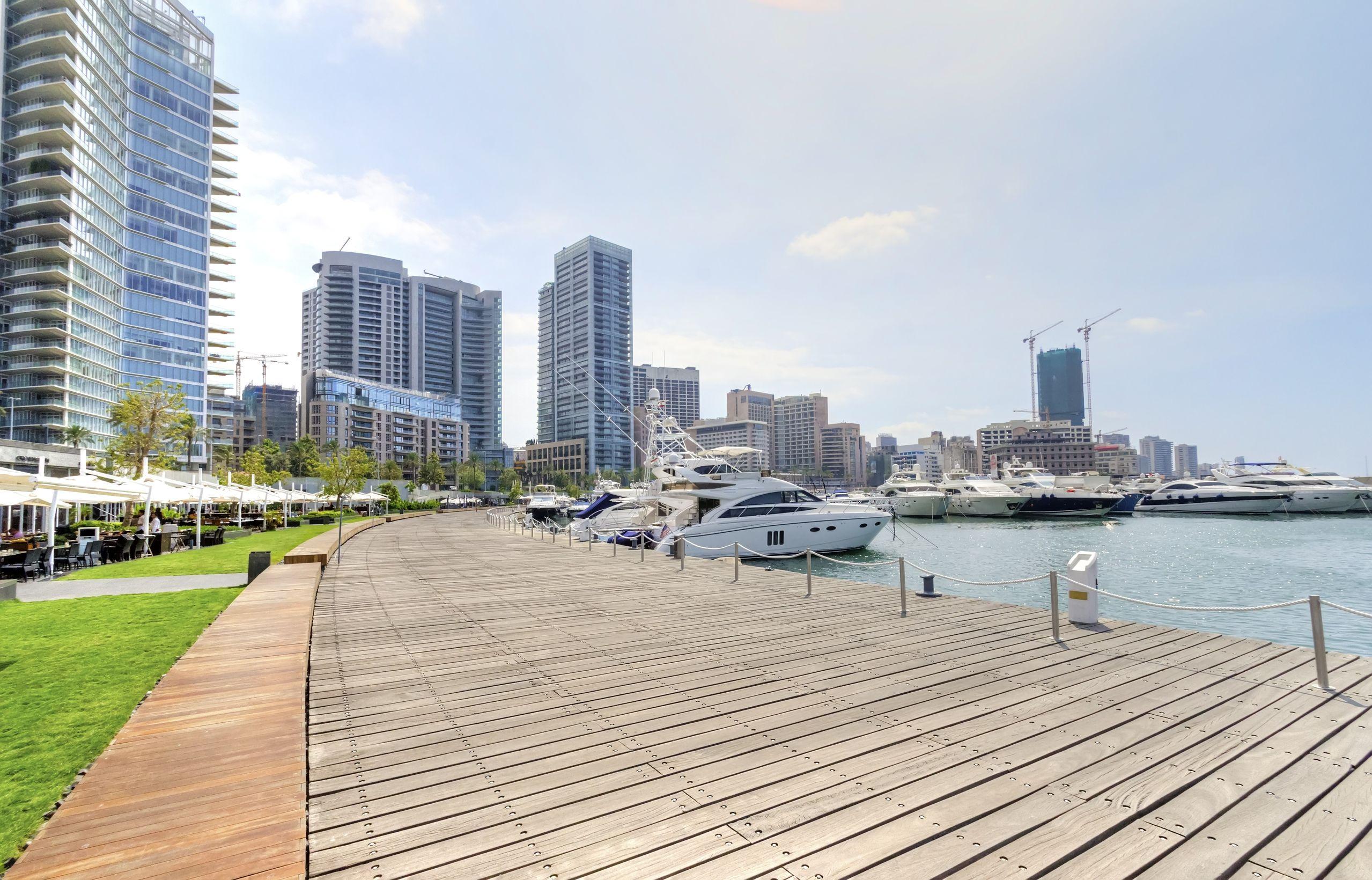 Zaitouna Bay Beirut