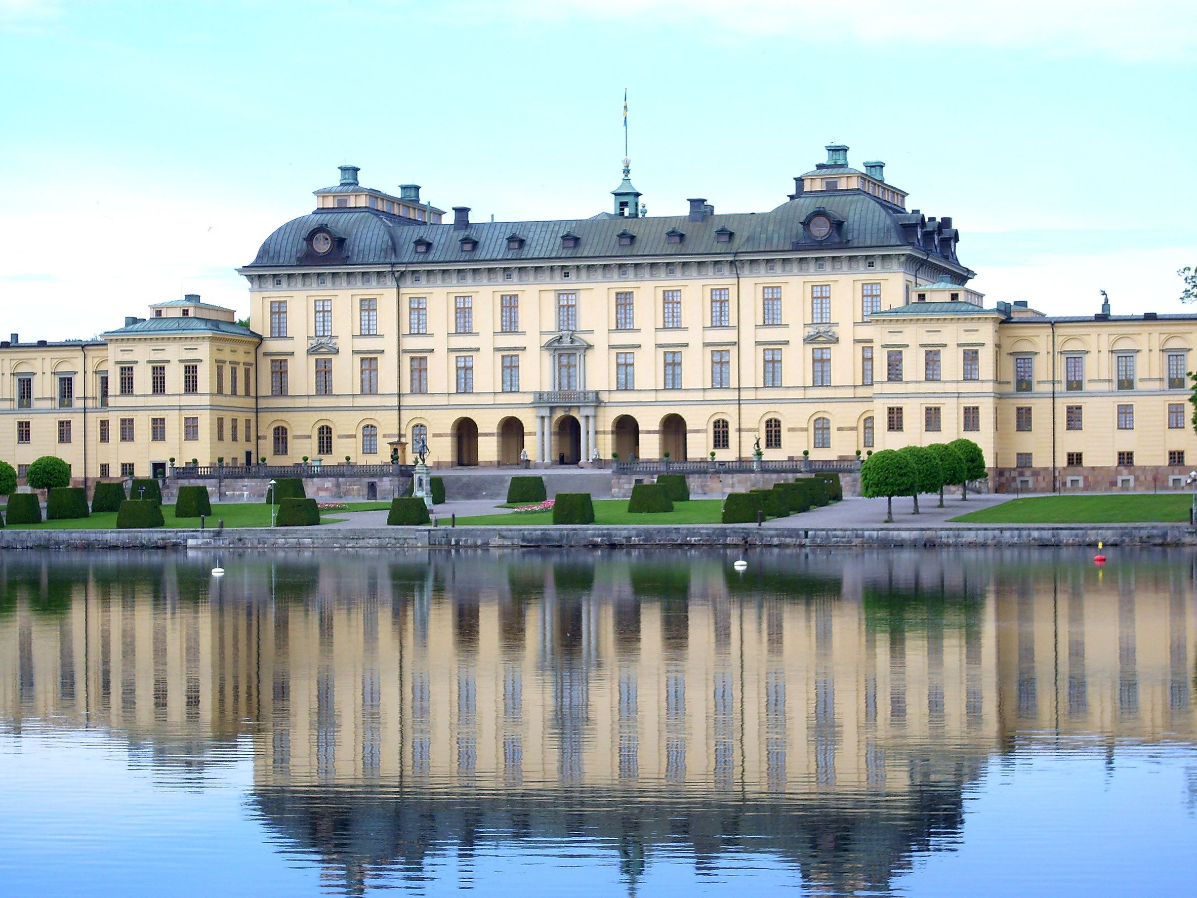 The Drottningholm Palace Stockholm