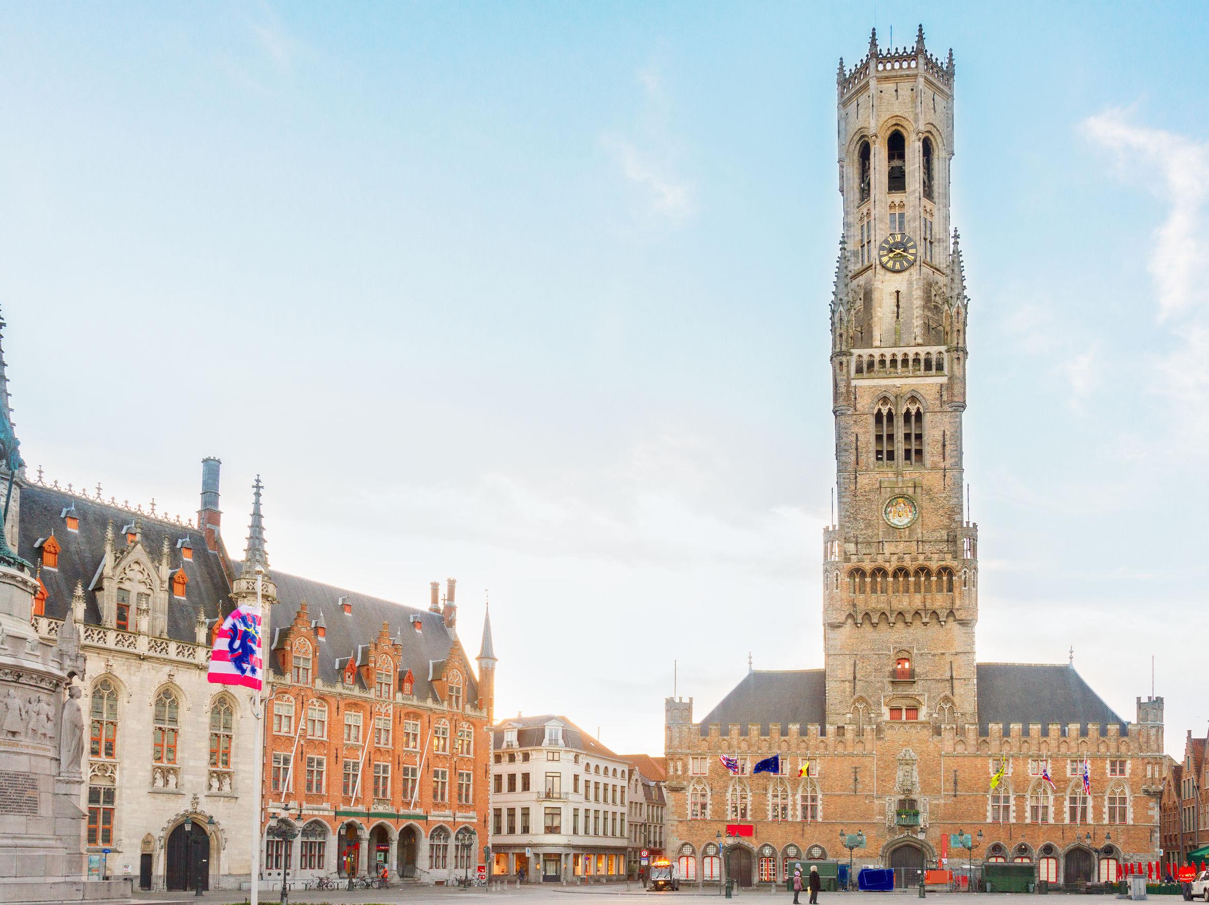 The historic Centre Bruges