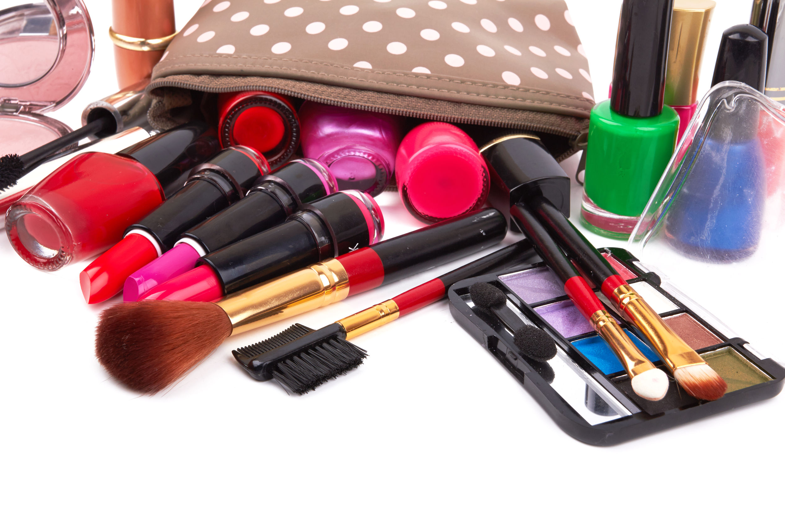 Make up travel pack