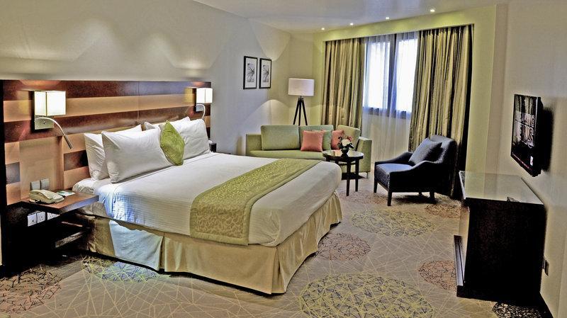 Holiday Inn Riyadh - Al Qasr Riaydh Saudi Arabia