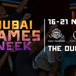 Dubai game week 2015