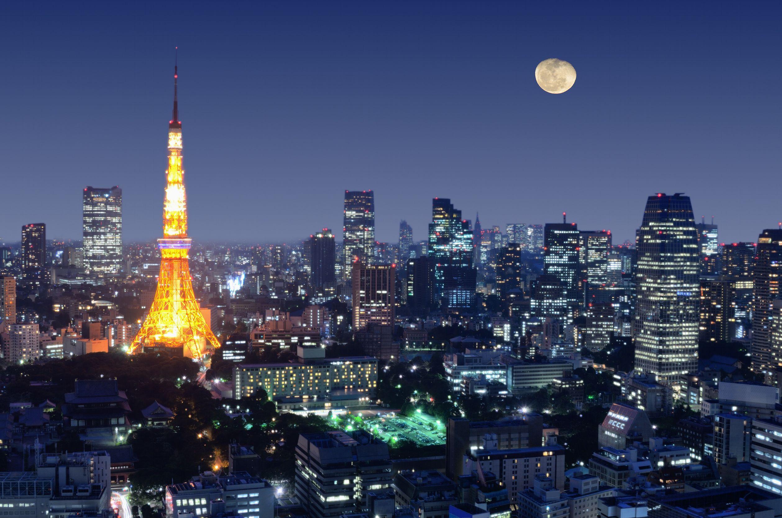 Tokyo tower Japan