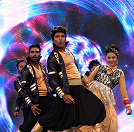Bollywood Musical Dubai global village