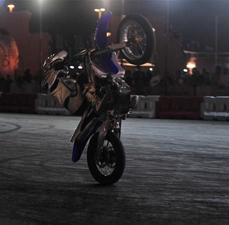 Bollywood Stunt Show Dubai global village